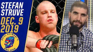 Stefan Struve has no bad feelings towards Ben Rothwell after low blows | Ariel Helwani's MMA Show
