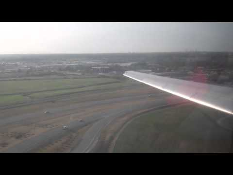 Delta Air Lines DC-9-50 Landing into Memphis International Airport