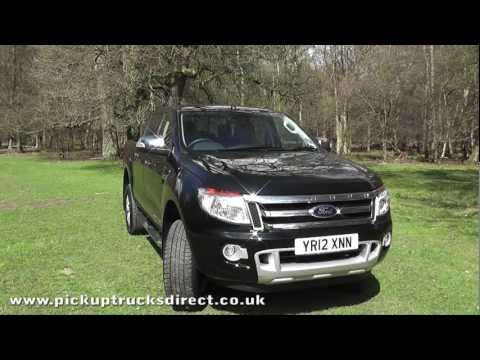 Ford Ranger Review (2012 Ford Ranger Limited)