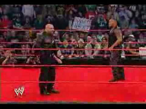 El Mejor De La Wwe....bill Goldberg. video