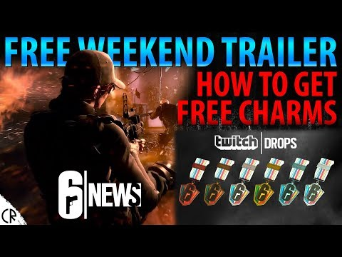 New Trailer & How to Get Your Charms - Operation Chimera - 6News - Tom Clancy's Rainbow Six Siege