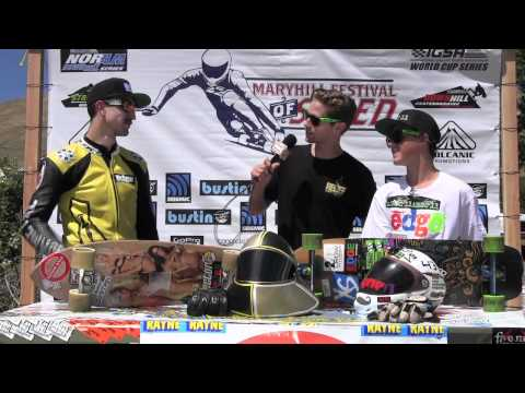 Max Capps & Wyatt Gibbs Edge Riders Maryhill FOS Interview - Push Culture News