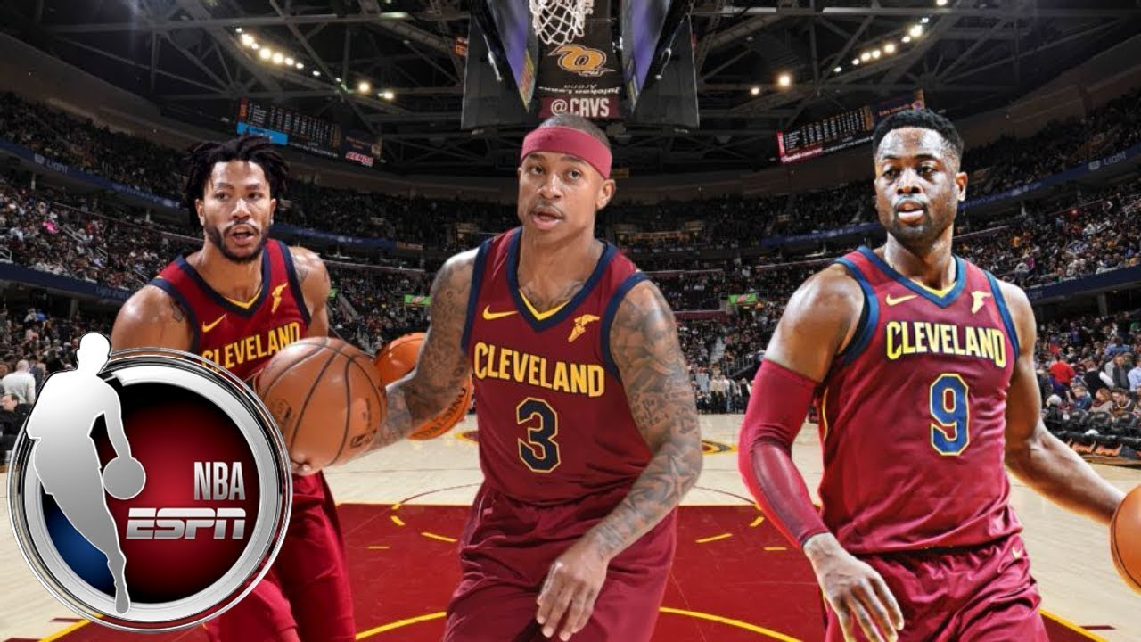 Cavaliers move on from failed Isaiah Thomas-Dwyane Wade-Derrick Rose experiment   ESPN