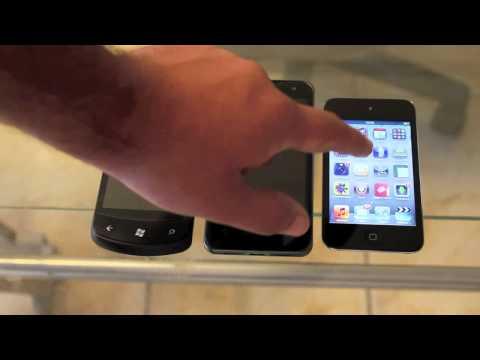Android vs Ios (iphone) vs Windows phone 7 ¿cúal es para tí?