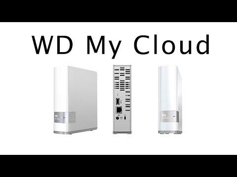 WD My Cloud 2T - Dysk Sieciowy - Recenzja - Test - Prezentacja PL
