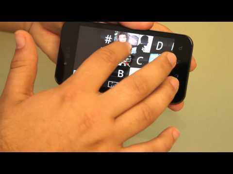 LG optimus black completo análisis y tour por sus aplicaciones (p970)