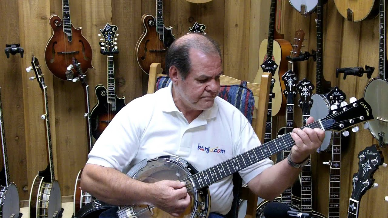 Gold Tone Banjitar Strings Gold Tone Gt500 6 String