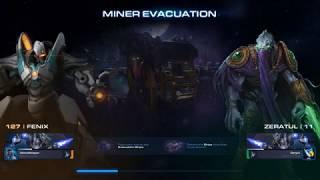 Starcraft 2: CO-OP: Fenix: Episode 2