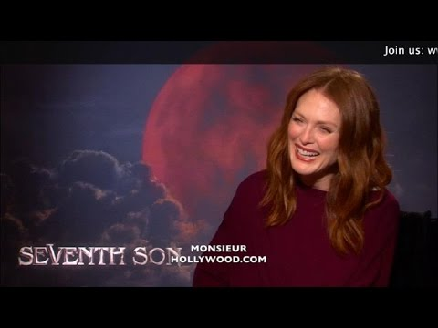 Julianne Moore, Exclusive Interview by Monsieur Hollywood P1 of 2