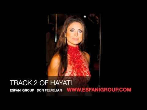 New Persian Iranian Music Bandari Track 2 Of Hayati Don Felfelian Song Mix 2011 video