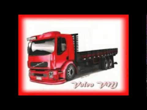 Desenhos de Caminhões