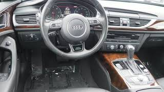 Used 2016 Audi A6 Stratham NH Exeter, NH #D3234