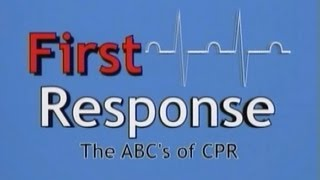 Download First Aid Training Video - How To Perform  ABC's of CPR (Adult Episode) 3Gp Mp4
