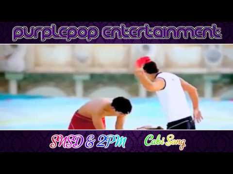 [purplepop] Snsd Ft 2pm - Cabi video