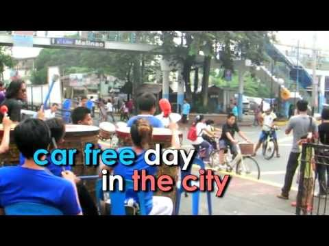 Clean Air Asia: Solution to Air Pollution (Car-free Day)