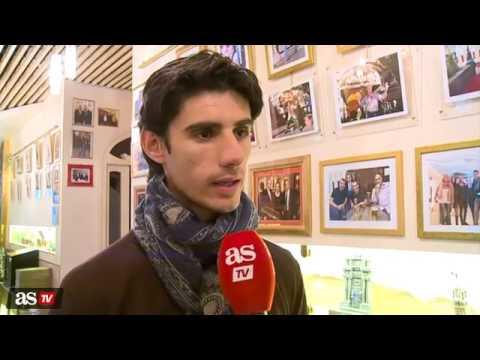 La entrevista de Víctor Barrio con AStv