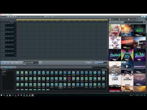 Magix Music Maker 2017 | KOSTENLOS / FREE für ALLE ! | YouTube Musik selbst machen