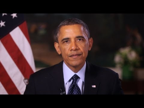 President Obama on the &quot;fiscal cliff&quot; agreement