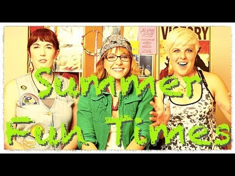 Announcements! (Summer 2014 Edition)