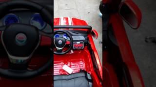 Hướng dẫn sử dụng xe ô tô điện trẻ em S9088
