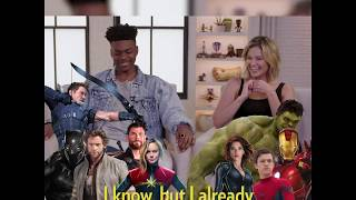 Olivia Holt & Aubrey Joseph pick their Marvel superhero fantasy teams