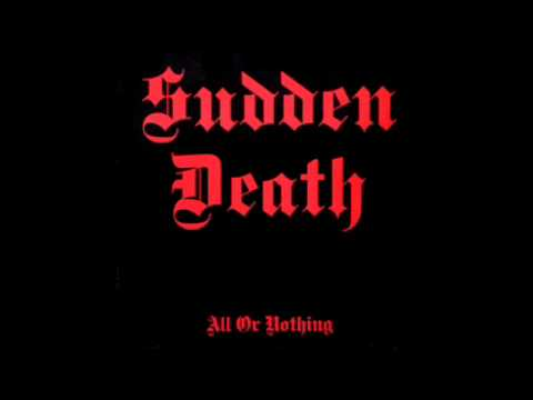 Sudden Death - Dust In The Wind