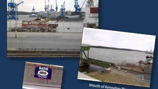 Bath Iron Works Perfection in Shipbuilding Since 1826.wmv