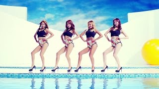 Download Lagu [MV] SISTAR(씨스타)_Touch my body(터치 마이 바디) Gratis STAFABAND