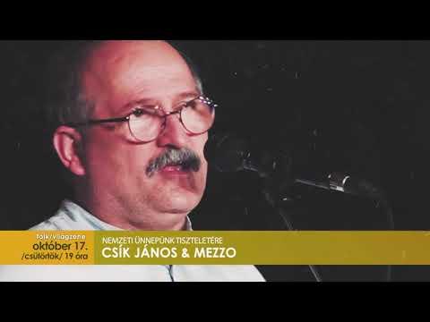 Zene-Világ-Zene | Csík János & Mezzo