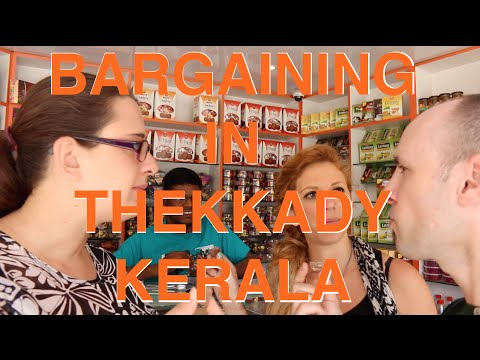 Thekkady Kerala Shopping Dutchified