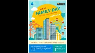 """MTXL Family Day 1439H """"The Greatest Adventure in Ramadhan"""""""