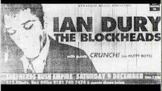 Watch Ian Dury & The Blockheads Plaistow Patricia video
