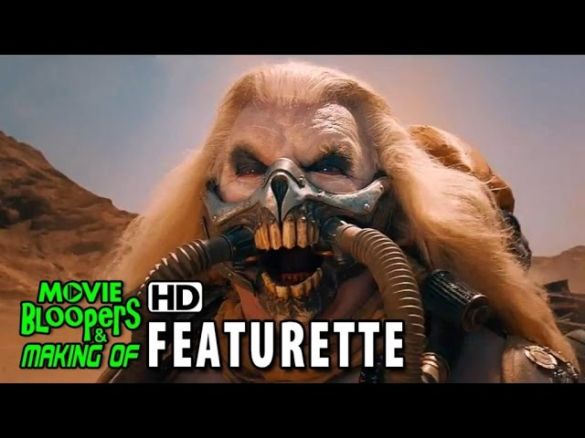 Mad Max: Fury Road (2015) Featurette - Immortan Joe