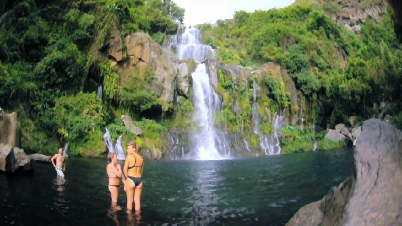 Reunion Island - YouTube