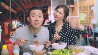Hari Won và Trấn Thành - Siêu Ham Ăn - Hủ Tiếu Cả Cần