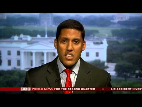Administrator Rajiv Shah Live on BBC World News America - Afghanistan's new gender program