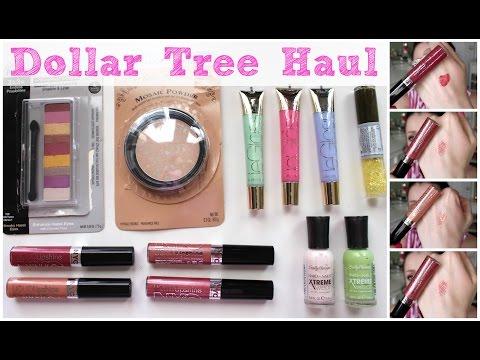 Dollar Tree Makeup Haul 2015 | Physician's Formula, L'oreal, NYC