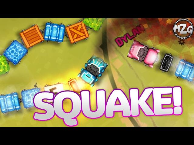 Руководство запуска: SQUAKE по сети