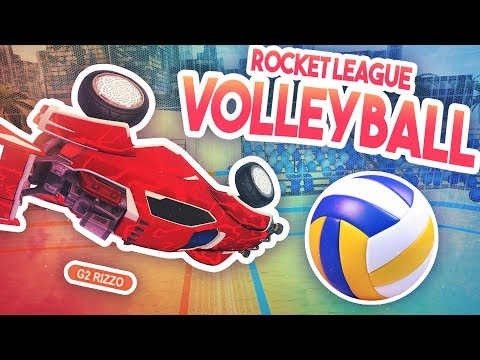 VOLLEYBALL IN ROCKET LEAGUE?