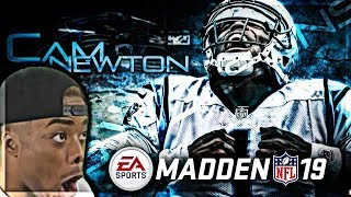 96 CAM NEWTON GOES OFF! LONGEST THROW IN NFL HISTORY 🏆 God Squad #23 | Madden 19 Ultimate Team