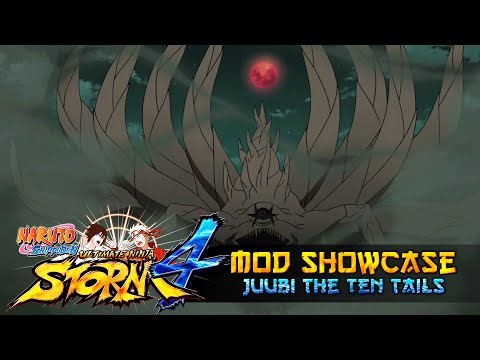 True Awakening!!! Juubi The Ten Tails!!! Naruto Shippuden Ultimate Ninja Storm 4 Mod thumbnail