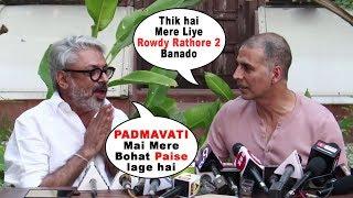download lagu Akshay Kumar Postponed Padman Release For Padmavati  Sanjay gratis
