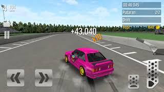DRiFT MAX||GAMES CAR||DRIVE CAR||learn to drive using a pink car!!!