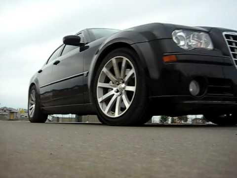 300C SRT8 with Resonator Delete -- Stoping and Taking Off