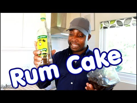 Jamaica Rum Fruit Cake Tips  How To Soaking Your Fruit  | Chef Ricardo Cooking thumbnail