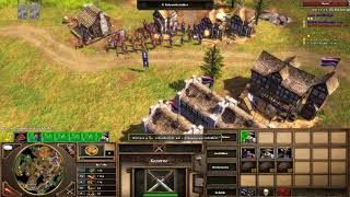 Let's Battle Together Age of Empires III - 140 - Voll wie Haubitzen und high wie tausend Samurai