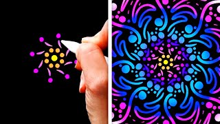 19 MESMERIZING DRAWING IDEAS THAT WILL HELP YOU TO RELAX