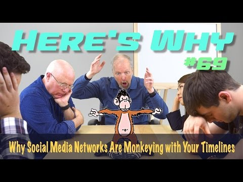 Here's Why Social Media Networks Are Monkeying with Your Timelines