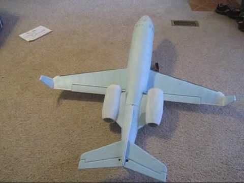 rc scale learjet 55