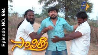 Savithri | 25th February 2017 | Full Episode No 594| ETV Telugu